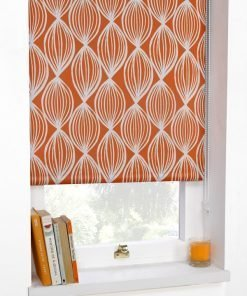 Orla Blinds - Orange