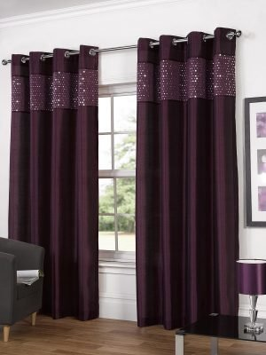 Shimmer - Purple Curtain #1
