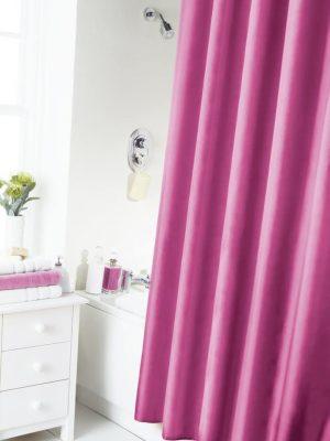 Fuschia Shower Curtain
