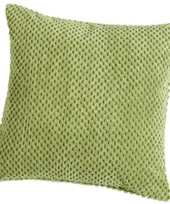 hyggelig lime cushion