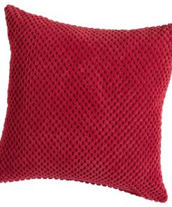 hyggelig red cushion