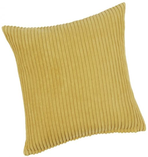 kodikas ochre cushion