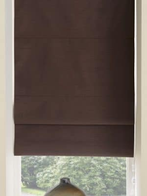 Albergo Roman Blind Chocolate
