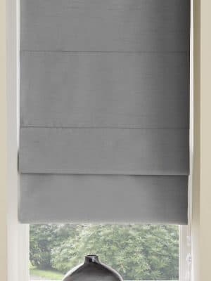 Albergo Roman Blind Silver