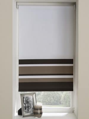 Oxford Chocolate blinds