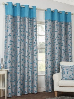 Petal spearmint curtains