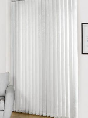 Watermark Vertical White