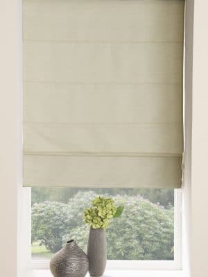 moonlight Roman Blind cream