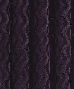 Ripple Velvet Curtain Heather Crop