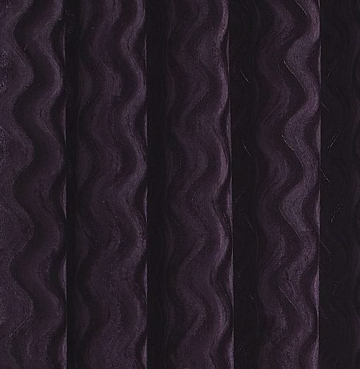 Ripple Velvet Curtain Heather Crop