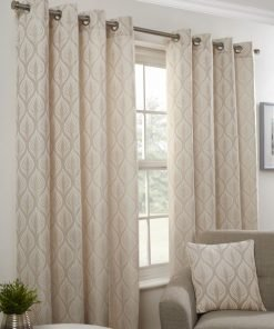 Leaf Curtain Natural