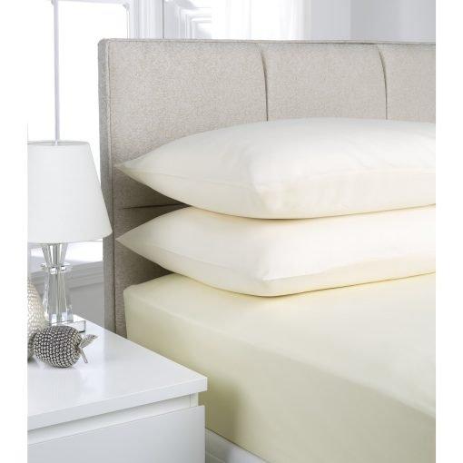 Cream Bed Linen