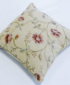 Traditional Tapestry Cushion Cover