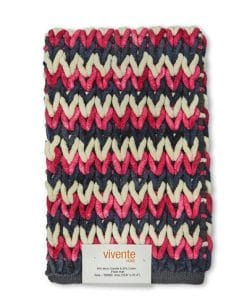 Luxurious Crosshatch Bathmat in Heather