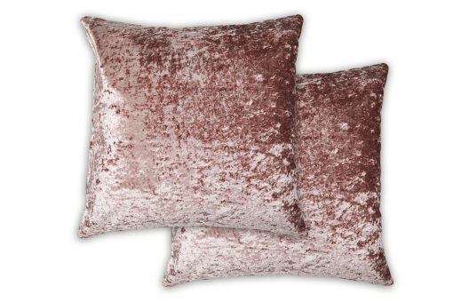 Luxury Cushion Cover in Pink