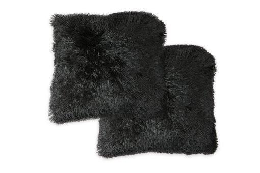 Super Soft Cushion Cover in Black