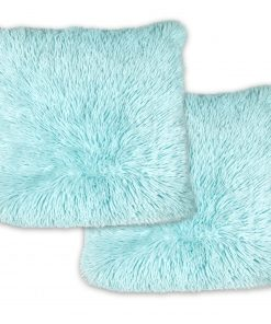 Super Soft Cushion Cover in Blue