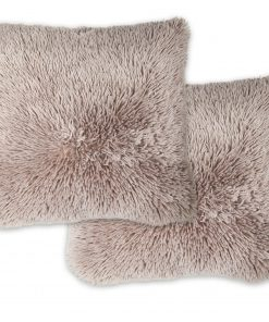 Super Soft Cushion Cover in Mocha