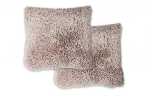 Super Soft Cushion Cover in Mocha