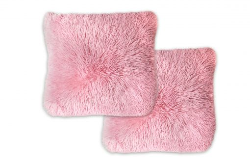 Super Soft Cushion Cover in Pink