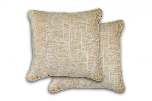Tonal Jaquard Cushion Cover in Beige