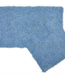 Pure Cotton 2pc Bathset in Blue