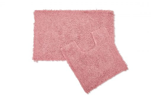 Pure Cotton 2pc Bathset in Pink