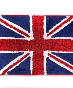 Union Jack Bathmat in Multi