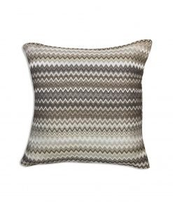Jacquard Cushion Cover in Natural