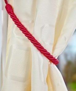 Rope Tieback Cerise