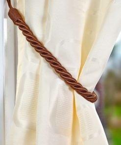 Rope Tieback Chocolate