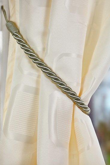 Rope Tieback Sage Green