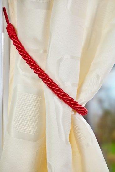 Rope Tieback Red