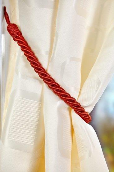 Rope Tieback Orange
