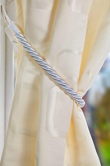 Rope Tieback White
