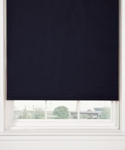 Blackout Roller Blind in Black