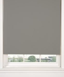 Blackout Roller Blind in Grey