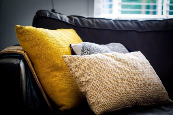 Range of Cushions