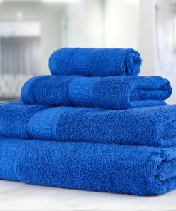 Premier Collection - 500g Everyday Towel Range in Cobalt Blue