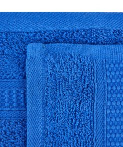 Premier Collection - 500g Everyday Towel Range in Cobalt Blue Swatch