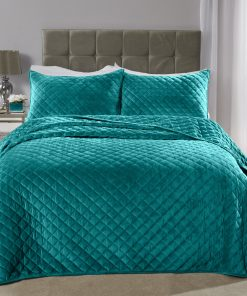 Banbury Emerald Green Bedspread